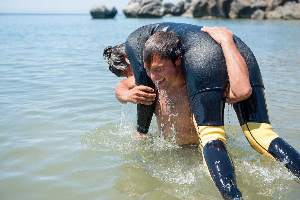 rescue diver дайвер спасатель