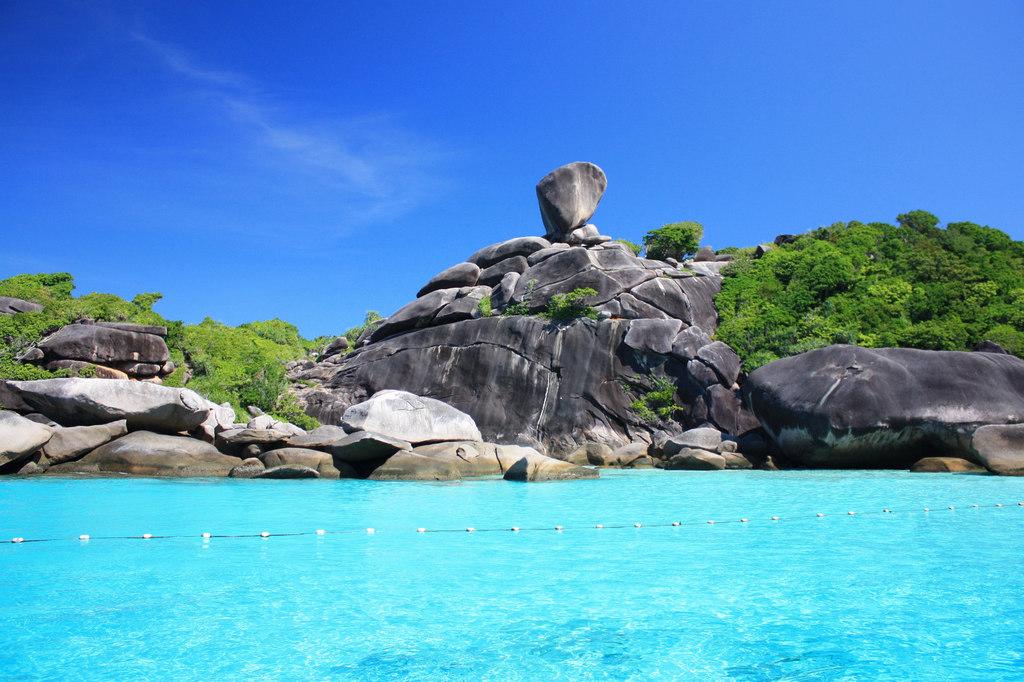 Симиланские острова